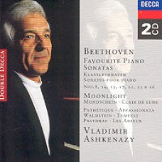Favourite Piano Sonatas [2CD]