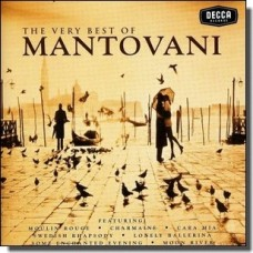 The Very Best of Mantovani [2CD]