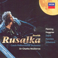 Rusalka (Highlights) [CD]