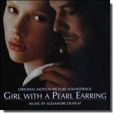 Girl With A Pearl Earring (OST) [CD]