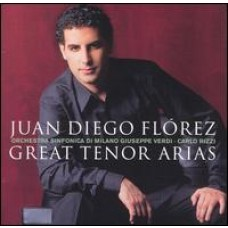 Great Tenor Arias [CD]