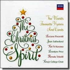 The Christmas Spirit - The World's Favourite Hymns & Carols [2CD]
