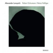 Schumann: Kreisleriana / Holliger: Partita [CD]