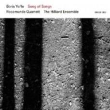 Song of Songs [CD]
