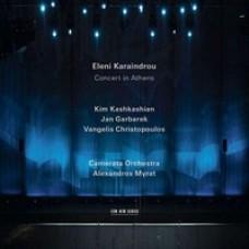 Concert In Anthens [CD]