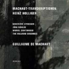 Machaut-Transkriptionen [CD]