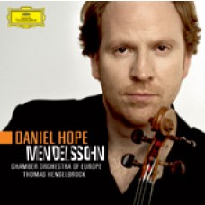 Violin Concerto, Octet op. 20, 3 Songs [CD]