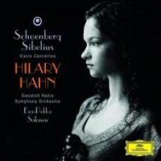 Schönberg: Violin Concerto [CD]
