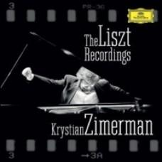 The Liszt Recordings [CD]
