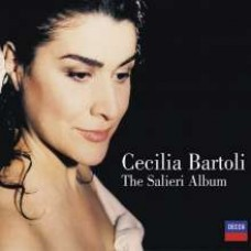 The Salieri Album [CD]