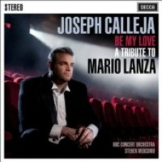 Be My Love - A Tribute to Mario Lanza [CD]
