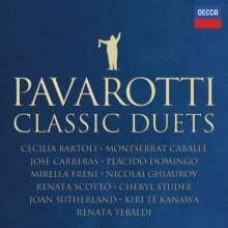 Pavarotti Classic Duets [CD]