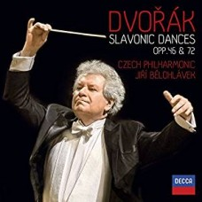 Slavonic Dances Opp. 46 & 72 [2CD]