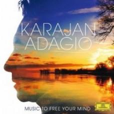 Karajan Adagio - Music to Free the Mind [2CD]