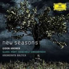 New Seasons [CD]