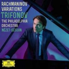 Rachmaninov Variations [CD]