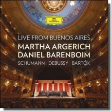 Live from Buenos Aires [CD]