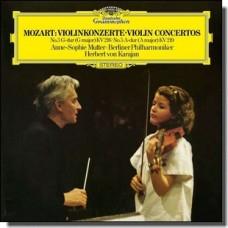 Violin Concertos Nos. 3 & 5 [LP]