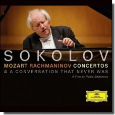 Mozart / Rachmaninov: Concertos / A Conversation That Never Was [CD+DVD]