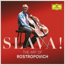 Slava! The Art Of Rostropovich [3CD]