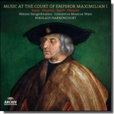 Music at the Court of Emperor Maximilian I [LP]