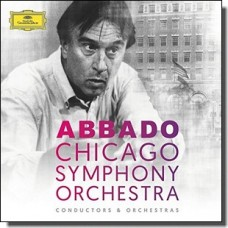 Abbado/Chicago Symphony Orchestra [8CD]