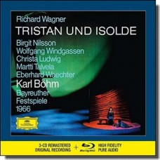 Tristan und Isolde [3CD+Blu-ray Audio]