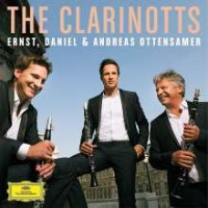 The Clarinotts (Ernst, Daniel & Andreas Ottensamer) [CD]