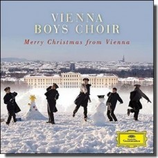 Merry Christmas From Vienna [CD]