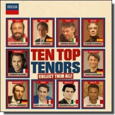 Ten Top Tenors [2CD]