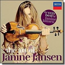 The Art of Janine Jansen [CD]