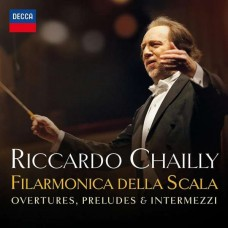 La Scala: Overtures, Preludes & Intermezzi [CD]