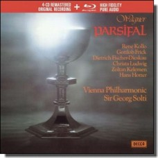 Parsifal [4CD+Blu-ray Audio]