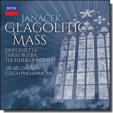 Glagolitic Mass,Taras Bulba,The Fiddler's Child [2CD]