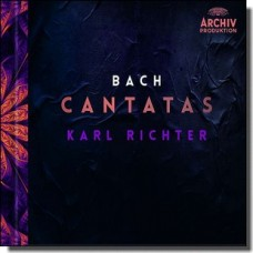 Cantatas [2Blu-ray Audio]