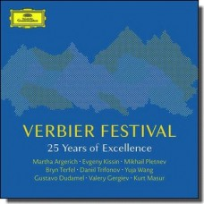 Verbier Festival - 25 Years of Excellence [4CD]