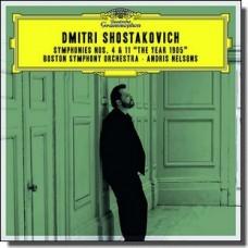 Symphonies Nos. 4 & 11 [2CD]