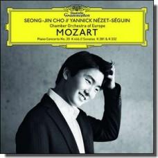 Piano Concerto No. 20, K. 466; Piano Sonatas, K. 281 & 332 [CD]
