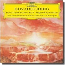 Peer Gynt - Suiten 1 & 2 [LP]