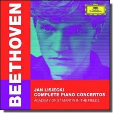Complete Piano Concertos (1-5) [3CD]