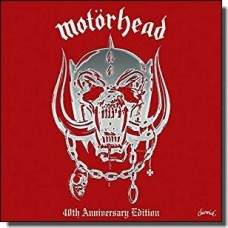 Motörhead [40th Anniversary Edition] [CD]