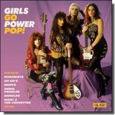 Girls Go Power Pop! [CD]