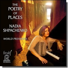 The Poetry of Places [CD]