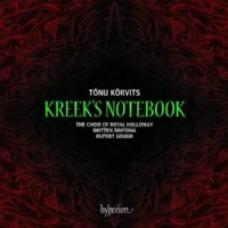 Kreegi vihik / Kreek's Notebook [CD]