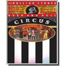 The Rolling Stones Rock and Roll Circus, December 1968 [4K Restoration] [Blu-ray]