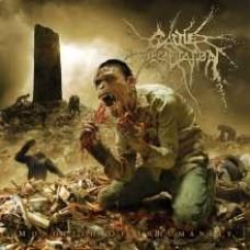 Monolith of Inhumanity [CD]