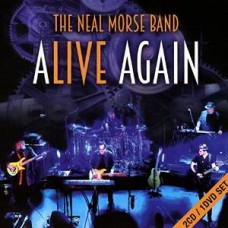 The Neal Morse Band: Alive Again [2CD+DVD]