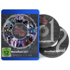 Morsefest 2017: The Testimony Of A Dream [2Blu-ray]