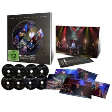 Morsefest 2017: The Testimony Of A Dream [Limited Edition Artbook] [4CD+2Blu-ray+2DVD]