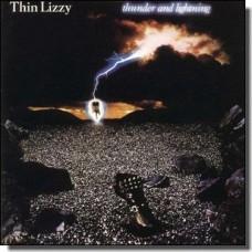 Thunder and Lightning [CD]
